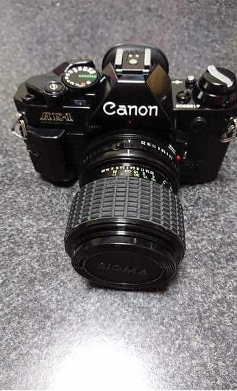 Canon Ae -1 Program Black