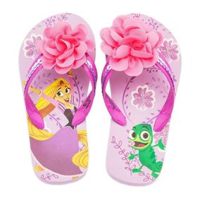 Sandalias Rapunzel 2018 Originales De Disney Store