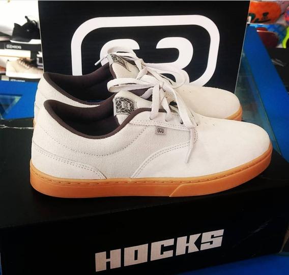 Tênis Hocks Vitro Ice Grey Original