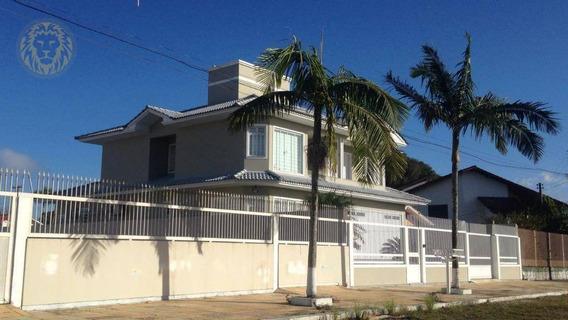 Casa Residencial À Venda, Daniela/jurere, Florianópolis. - Ca0212