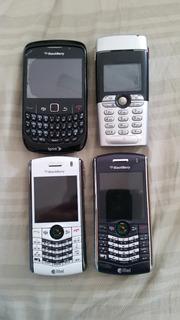 En Venta Para Repuesto Celulares Blackberry Y Sony Ericson