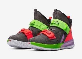 Botas De Baloncesto Nike Lebron Soldier 13 Basket De Hombre