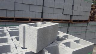 Bloque Ladrillo Cemento Hormigon Hueco Equipo 13x20x40 P13)