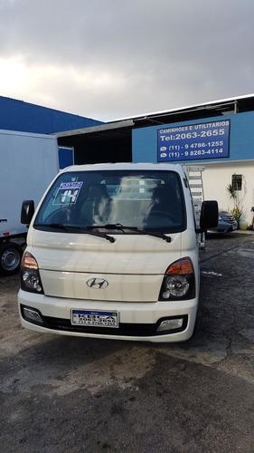 Hyundai Hr Ano 2014  Carroceria/baú/chassis