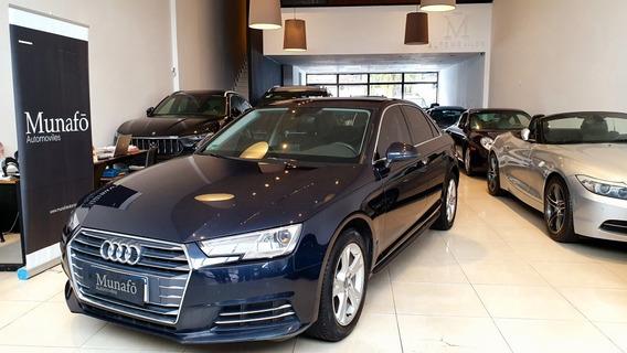 Audi A4 2.0t Fsi Atraction 2017