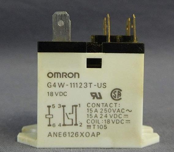 Rele Omron G4w-1112t-us Ane6126xoap Original (usado)