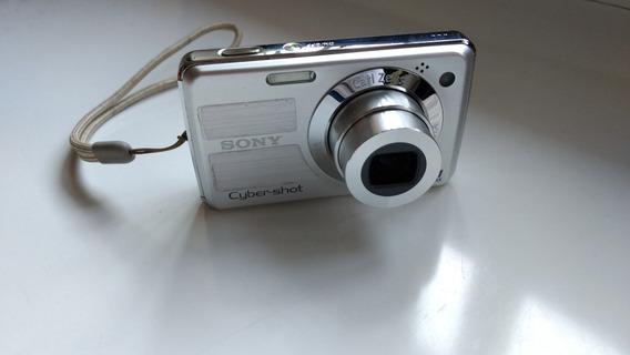 Câmera Digital Sony Cyber Shot Dsc W210