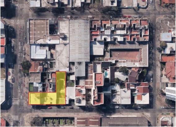 Lote Esquina 652 M² - Local - Casa - Dpto - Lote - Ideal Constructor O Inversor - S.justo (ctro)