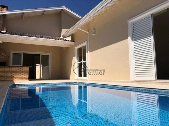 Casa Com 3 Dormitórios À Venda, 217 M² Por R$ 765.000 - Jardim Esplanada - Indaiatuba/sp - Ca1668