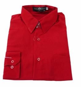 bcac40697a Camisa Social Masculina Extra Grande Plus Size Tamanho 6 7 8. 6 cores