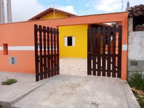 Casa Lado Praia Com Piscina No Cibratel Em Itanhaém 6392 Npc