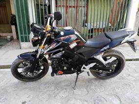 Moto Ssenda Viper 200dk Color Negro