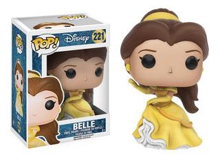 Funko Pop Bella #221 Belle Disney Jugueterialeon