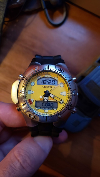 Relógio Citizen Aqualand Jp1060-01x