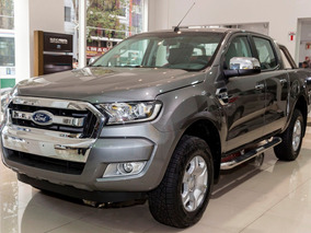 Ford Ranger Xlt Cd 3.2 Tdci 200cv 4x4 At6 0km Linea 2019