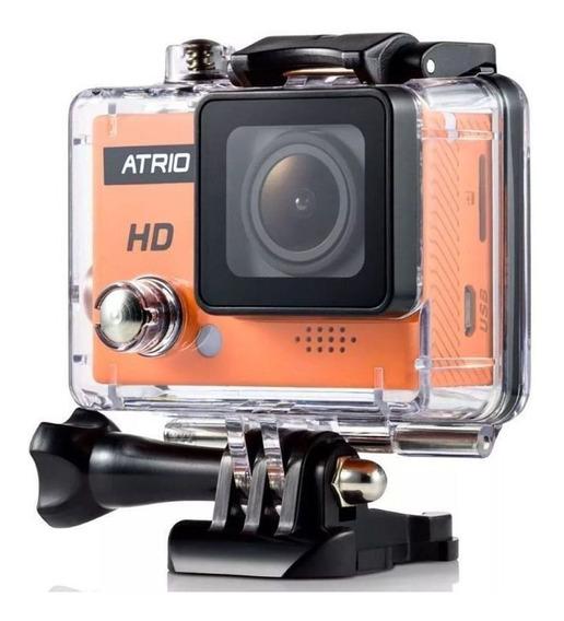 Câmera Ação Atrio Action Profissional Cam Hd 720p Sports
