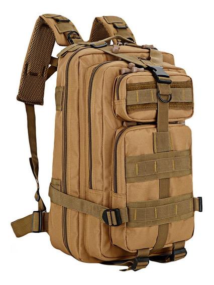 Mochila Tactica Policial Militar Patrulla Trekking 45 Litros