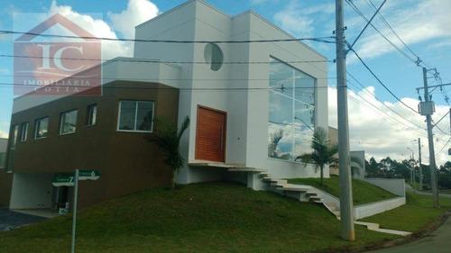 Casa Com 3 Dormitórios À Venda, 370 M² Por R$ 1.500.000,00 - Tijuco Preto - Cotia/sp - Ca0416