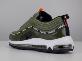 Tênis Nike Airmax 97 Undefeated Original + Relógio De Brinde