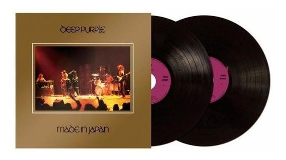 Deep Purple Made In Japan Vinilo Doble Nuevo 2 Lp Importado