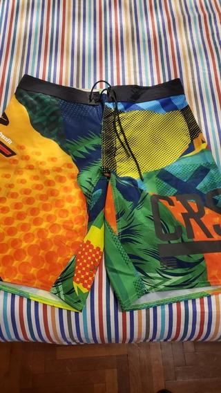 Pantalones Reebok Crossfit Hombre Naranja Tienda Online De Zapatos Ropa Y Complementos De Marca