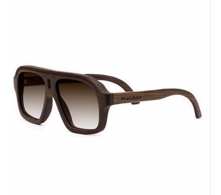 Óculos Madeira Xavante Imbuia