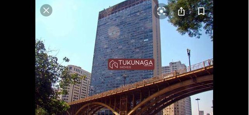 Sala Para Alugar, 50 M² Por R$ 850,00/mês - Centro - São Paulo/sp - Sa0163