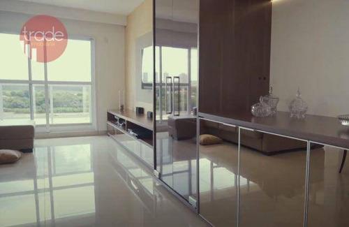 Imagem 1 de 15 de Cobertura Com 4 Dormitórios À Venda, 368 M² Por R$ 2.800.000,00 - Jardim Botânico - Ribeirão Preto/sp - Co0179