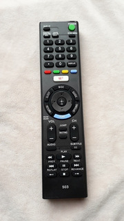 Control Remoto Sony Modelo 503