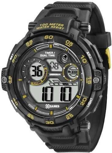 Relógio X Games Xmppd271 Tamanho Caixa 52mm - Garantia 1 Ano