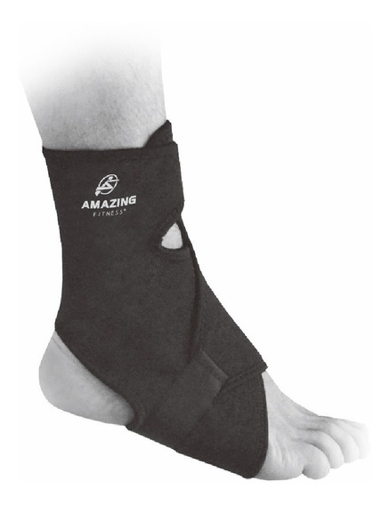 Tobillera Neopreno Ajustable Amazing Fitness®