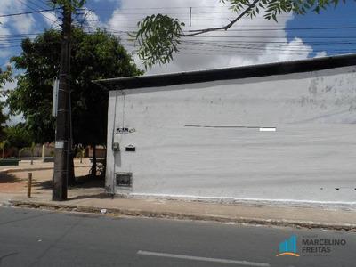 Galpão Comercial À Venda, Conjunto Ceará, Fortaleza. - Codigo: Ga0035 - Ga0035