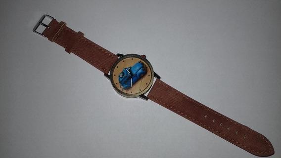 Relógio De Pulso Vw Fusca - Marrom