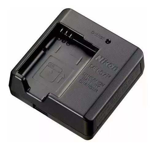 Carregador Mh-67p Nikon En-el23 P600 P610 P900 S810 Original + Nota Fiscal + Sem Juros