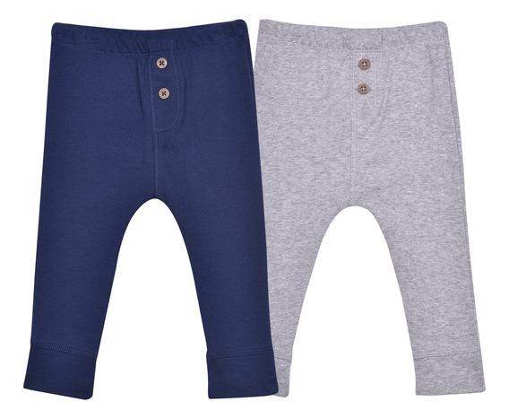 Set 2 Pzas Pants Carters Multiclor Niños 126h4690