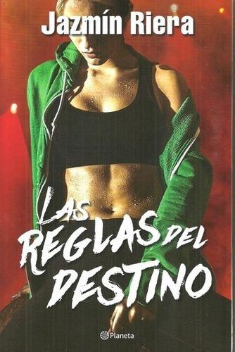 Imagen 1 de 2 de Libro - Las Reglas Del Destino - Riera, Jazmín