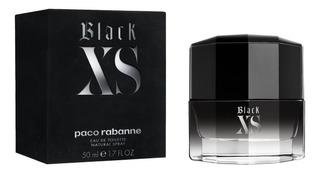 Perfume Importado Xs Black Men Edt X50ml Openfarma