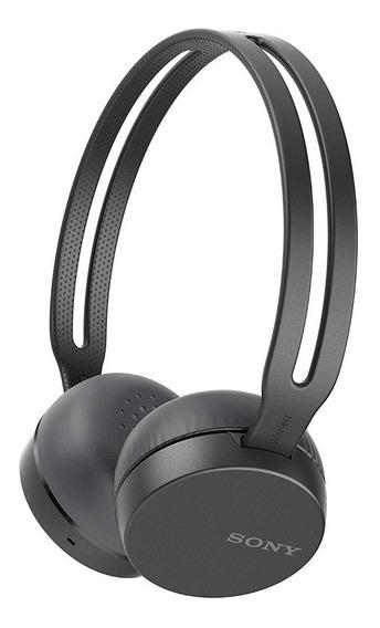 Fone De Ouvido Sony Wh-ch400b Headphone Bluetooth Preto