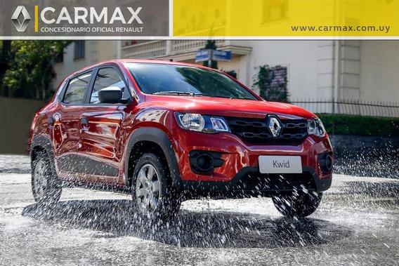 Renault Kwid 1.0 Sce 66cv Zen 2019 0km
