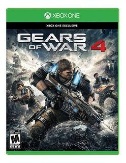 Juego Xbox One Microsoft Gears Of War 4