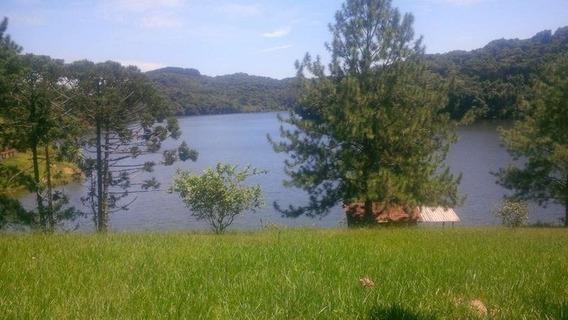 Juquitiba/fundos Represa De Pesca/sede/piscina/ref: 04888