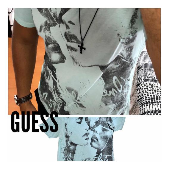 2 Blusas Masculinas Guess