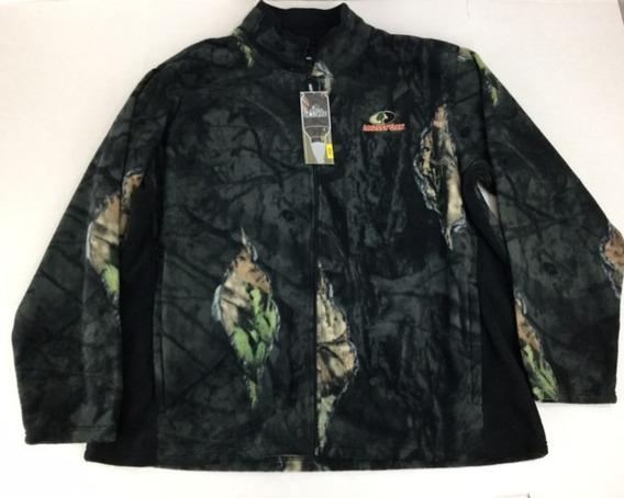 Sudadera Mossy Oak Eclipse Negra Camo Camuflage Caceria Caza