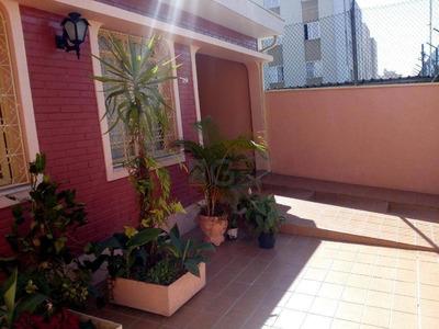 Casa Com 3 Dormitórios À Venda Por R$ 585.000 - São Bernardo - Campinas/sp - Ca5794