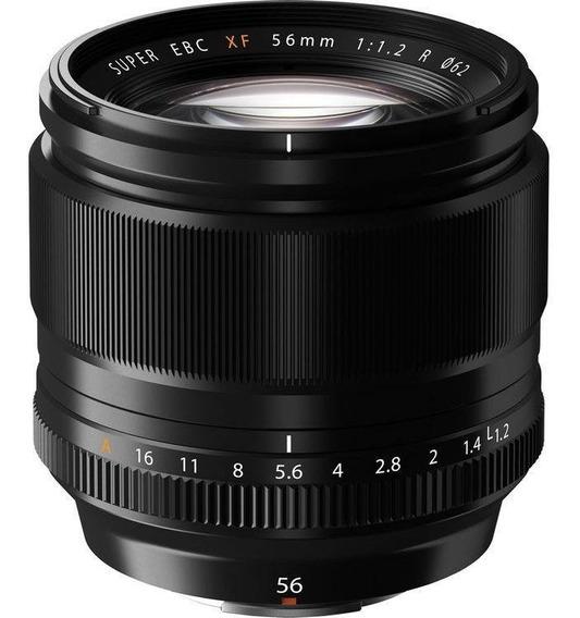Lente Fujifilm Xf56mm F/1.2 R