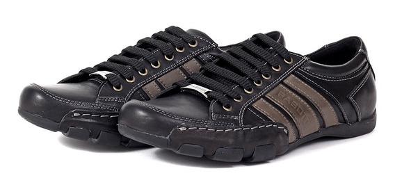 Zapatillas Hombre 6093 Cuero Franco Pasotti