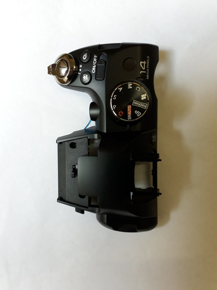 Tampa Superior C/ Botão Disparo Fuji S3200 Novo