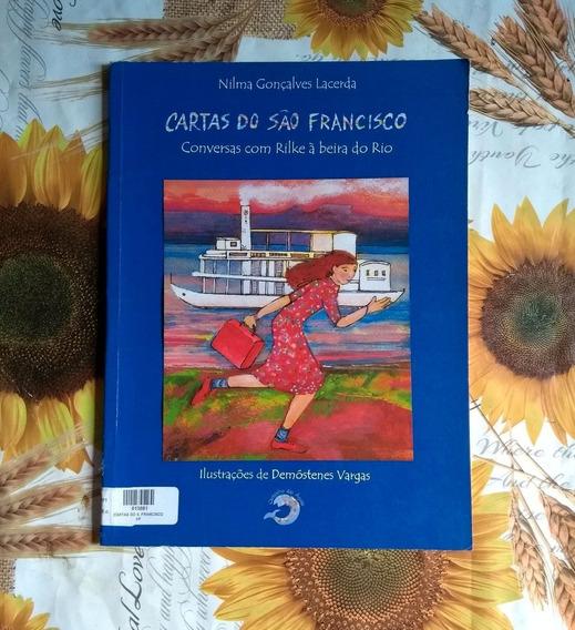 Livro Cartas Do São Francisco Nilma Gonçalves Lacerda