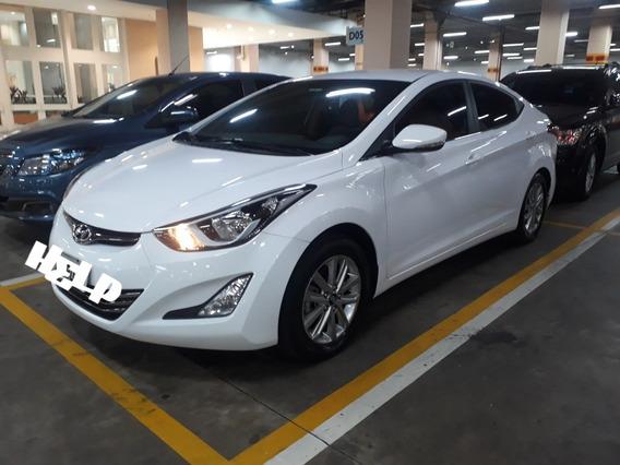 Hyundai Elantra 2.0 16v Gls Flex Aut. 4p 2015