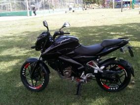 Pulsar 150 Ns Negra
